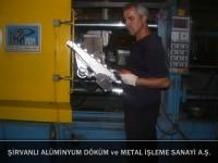 Alüminyum Metal Enjeksiyon