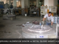 Metal Ergitme İşlemi