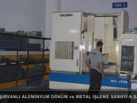 Alüminyum Talaşlı Üretim
